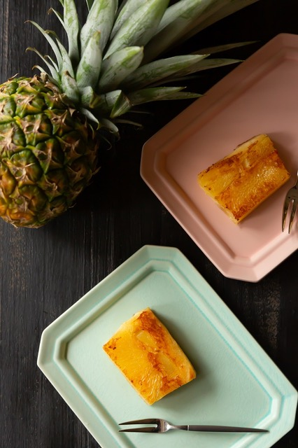 黄金餅が鳳梨黄金糕(パイナップルおうごんもち)にリニューアルいたします。